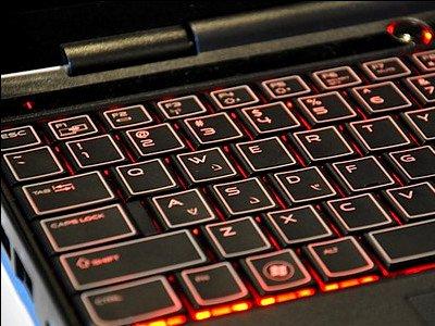 alienware x11m клавиатура