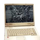 разбит экран ноутбука
